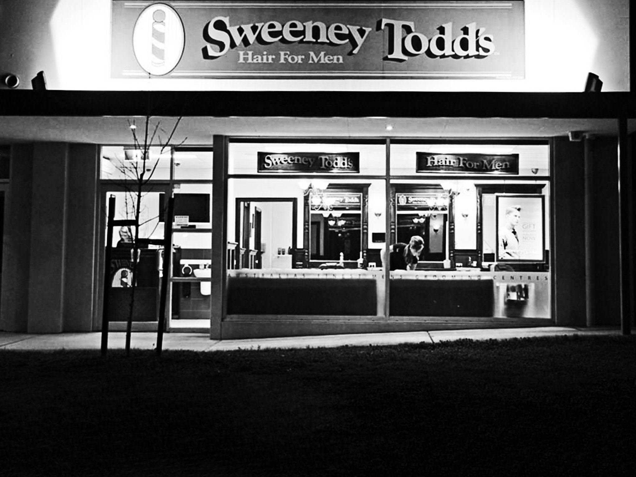 Sweeney Todds Berwick